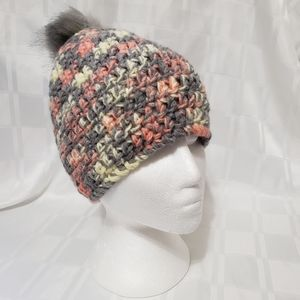 Accessories - Beanie Hat with Faux Fur